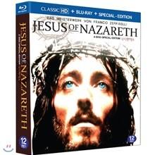[블루레이] 나사렛 예수 4종세트/ [Blu-Ray] Jesus of Nazareth Package