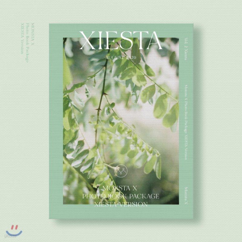 몬스타엑스 (MONSTA X) - 몬스타엑스 2020 화보집 [XIESTA ver.]