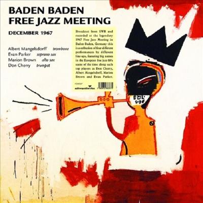 Don Cherry - Baden Baden Free Jazz Meeting December 1967 (Vinyl LP)