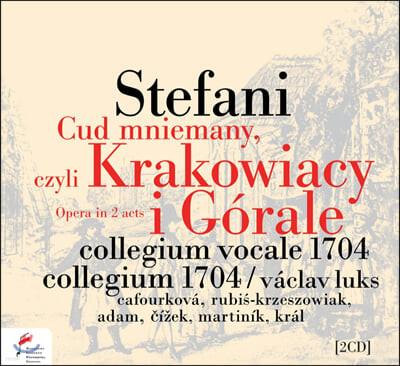 Vaclav Luks 얀 스테파니: 오페라 '이른바 기적, 혹은 크라코프 사람과 하일랜드 사람' (Stefani: Cud mniemany, czyli Krakowiacy I Goral)