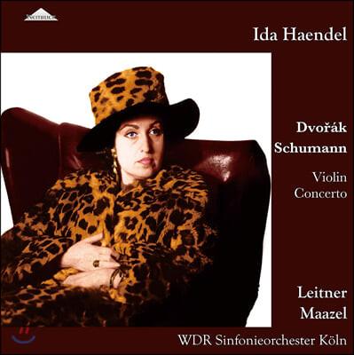 Ida Haendel 드보르작 / 슈만: 바이올린 협주곡 (Dvorak / Schumann: Violin Concertos) [2LP]