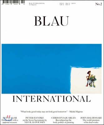 Blau International (반간지) : 2020년, No.2