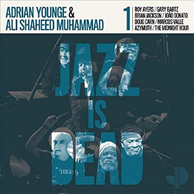 Adrian Younge / Ali Shaheed Muhammad - Jazz Is Dead (LP)