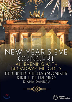Kirill Petrenko 베를린필 송년 음악회 2019 (New Year's Eve Concert 2019 - An Evening With Broadway Melodies)