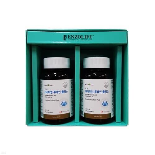 팜그린 눈 건강 2종 선물세트(백화점 선물포장+쇼핑백포함)
