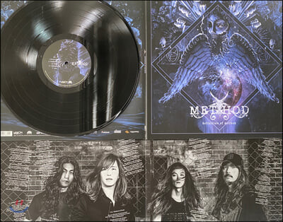 메써드 (Method) - 5집 Definition of Method [LP]