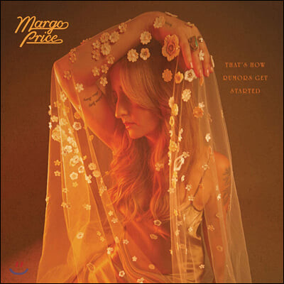 Margo Price (마고 프라이스) - That's How Rumors Get Started [LP]