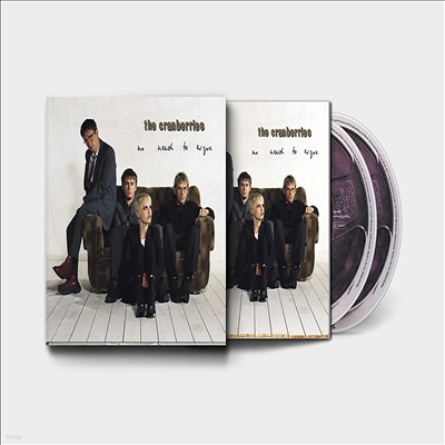 Cranberries - No Need To Argue (25th Anniversary Edition)(Deluxe Edition)(Remastered)(2CD)