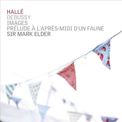 드뷔시: 관현악을 위한 영상 (Debussy: Images pour Orchestre) - Mark Elder
