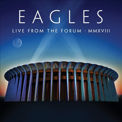 Eagles - Live From The Forum MMXVIII (Digipack)(2CD)