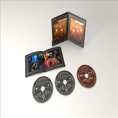 Eagles - Live From The Forum MMXVIII (2CD+DVD)