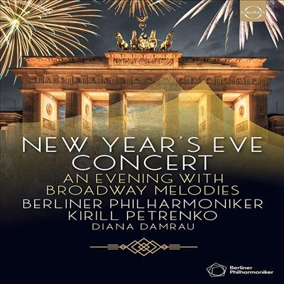 2019 베를린 필 실황 - 송년음악회 (New Year's Eve Concert 2019 - An Evening With Broadway Melodies) (한글자막)(Blu-ray) (2020) - Kirill Petrenko