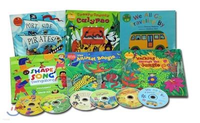 [노부영] 하이브리드 6종세트 Paperbacks+Hybrid CDs