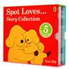 Spot Loves Story Collection 스팟은 좋아해요 원서 보드북 5종 세트