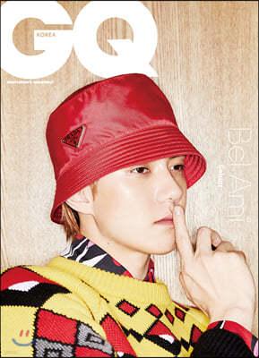 GQ KOREA 지큐 코리아 B형 (월간) : 8월 [2020]