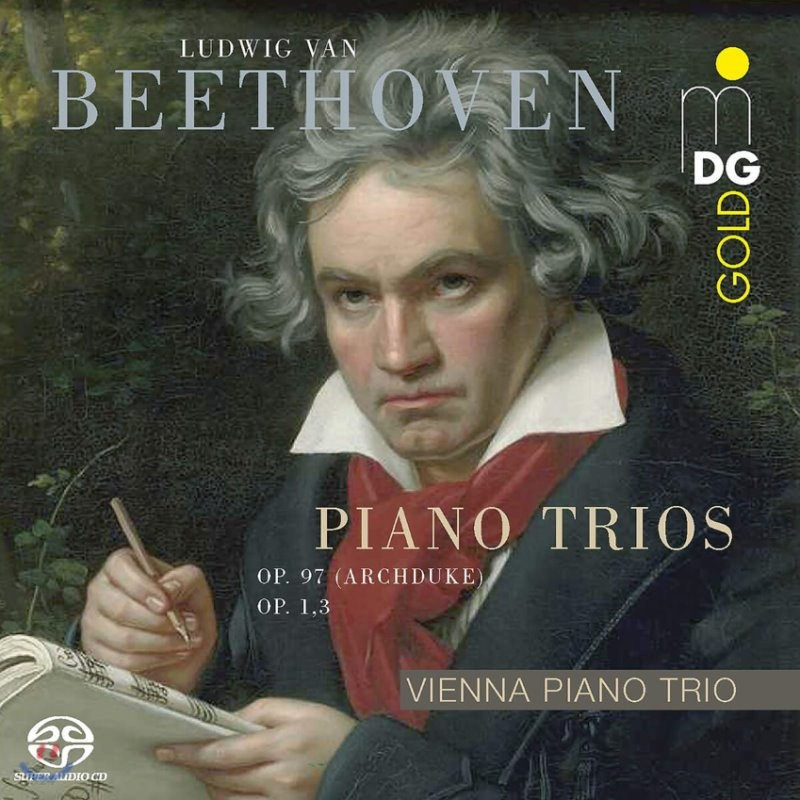 Vienna Piano Trio 베토벤: 피아노 3중주 3번 7번 `대공` (Beethoven: Piano Trios Op.97 Archduke, Op.1/3)