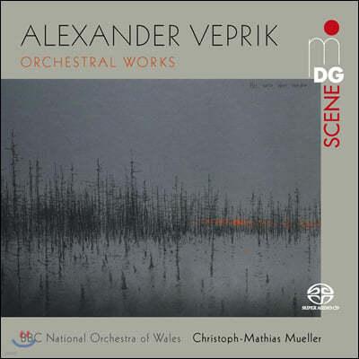 Christoph-Mathias Mueller 베프리크: 관현악 작품집 (Alexander Veprik: Orchestral Works)