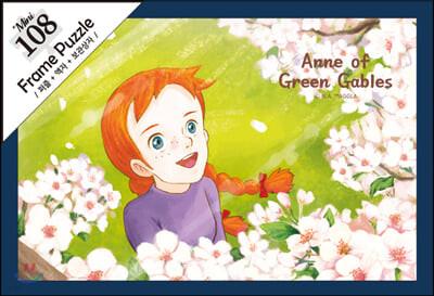 빨강머리 앤 액자퍼즐 108pcs 벚꽃향기