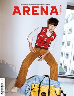 ARENA HOMME+ 아레나 옴므 플러스 A형 (월간) : 8월 [2020]