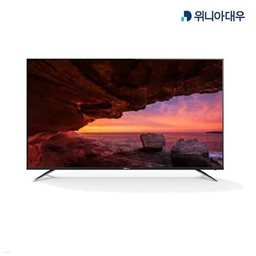 {위니아대우}클라쎄 UHD 4K TV WTUN65D1SKK (스탠드형)