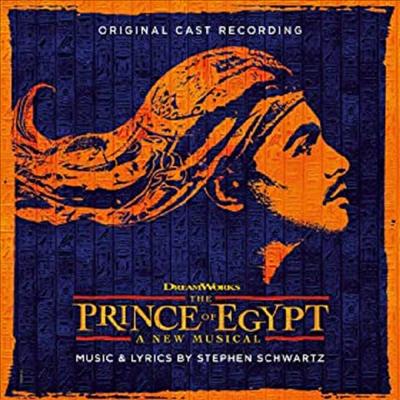 O.C.R. - The Prince Of Egypt (이집트 왕자) (Original Cast Recording)(CD)