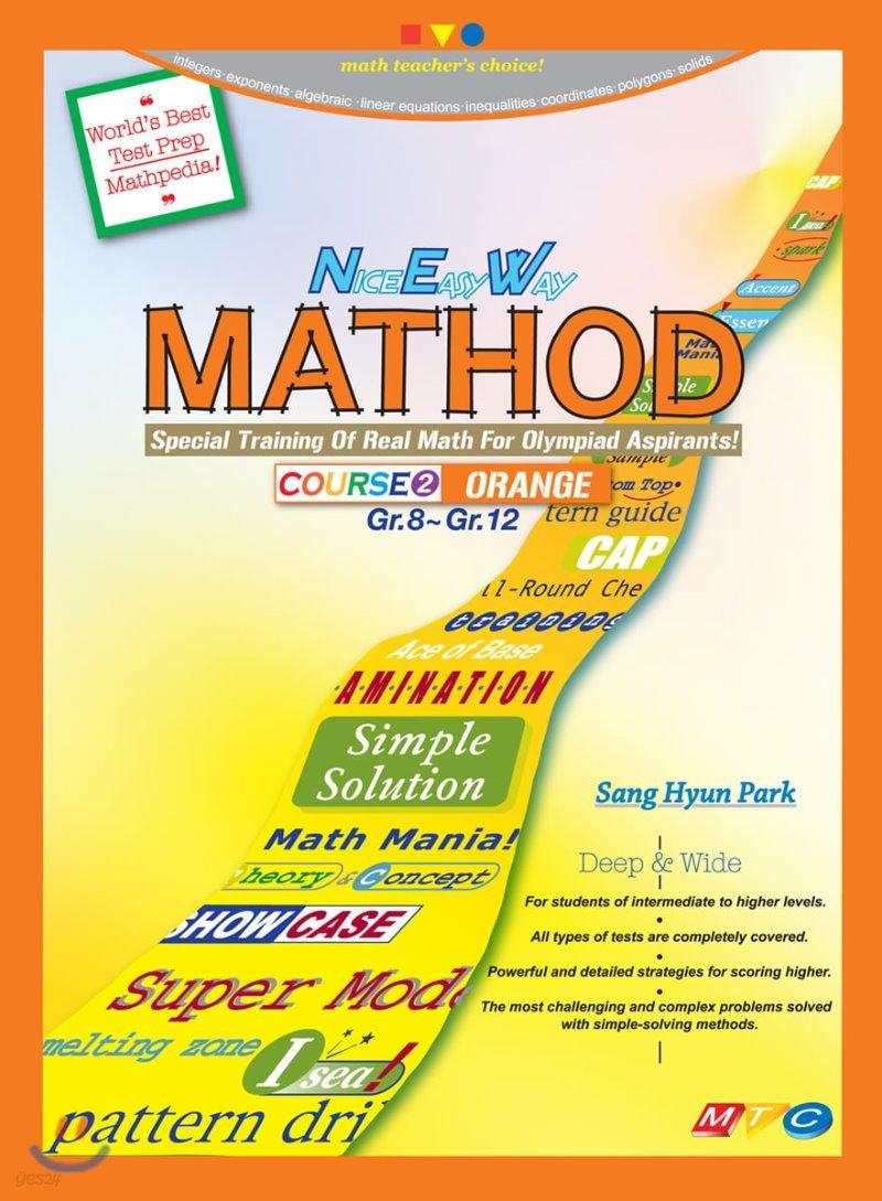 New MATHOD - Orange Course (Course 2)