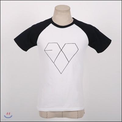 엑소 T-Shirt [Kiss&Hug Ver.]