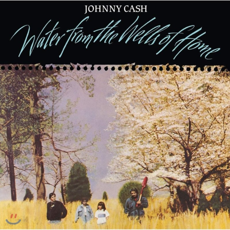 Johnny Cash (조니 캐쉬) - Water From The Wells Of Home [LP]
