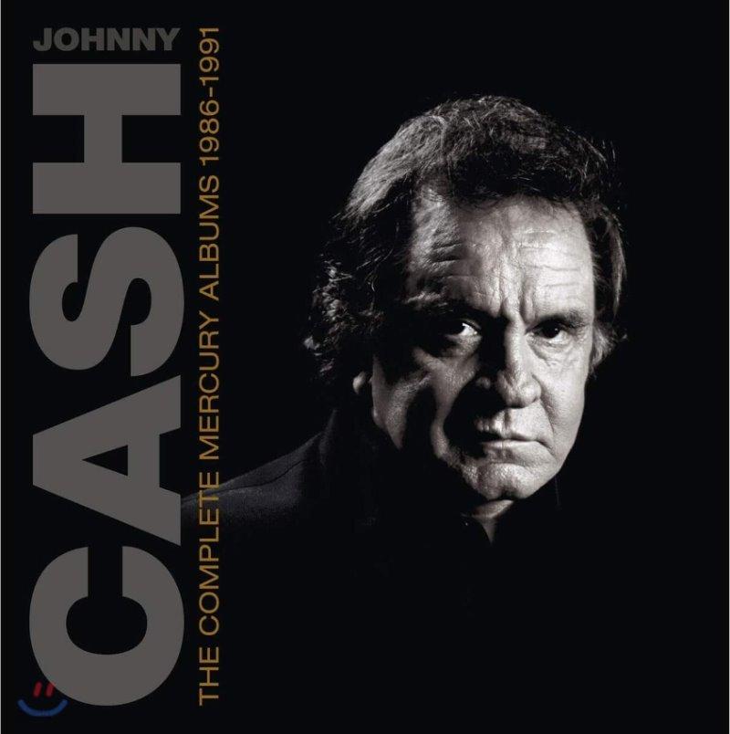 Johnny Cash (조니 캐쉬) - The Complete Mercury Albums 1986 - 1991 [7LP]
