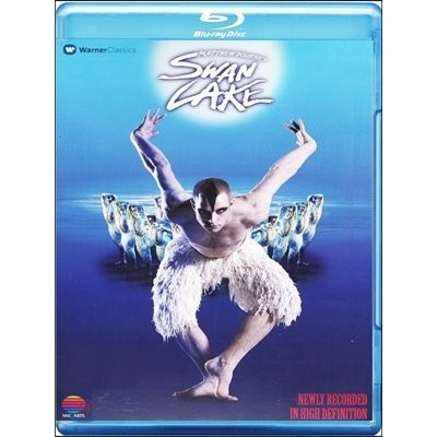 Richard Winsor 매튜 본의 백조의 호수 [2010년 리차드 윈저 주연 버전] (Matthew Bourne's Swan Lake: Newly Recorded in High Definition)