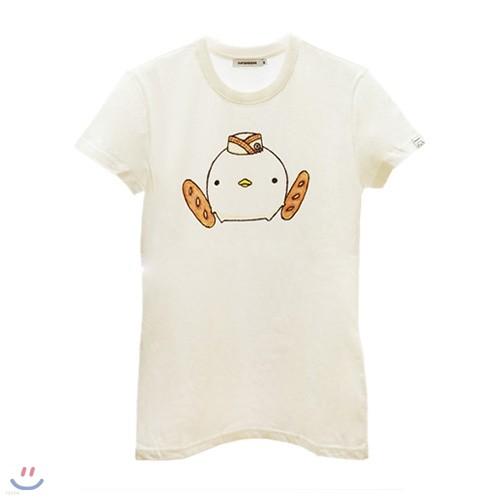 [카피바라상] 카피바라상 여성용 반팔티셔츠 Style NO. 013