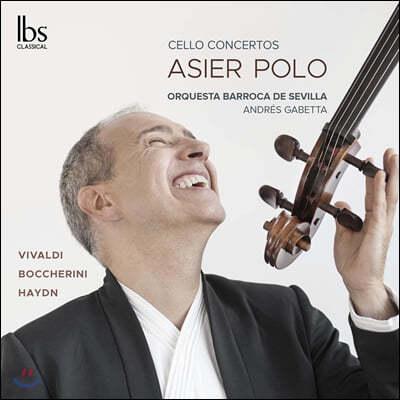 Asier Polo 비발디 / 보케리니 / 하이든: 첼로 협주곡 (Vivaldi / Boccherini / Haydn: Cello Concertos)