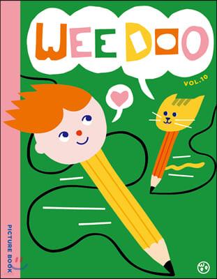 위 두 매거진 Wee Doo kids magazine (격월간) : Vol.10 [2020]