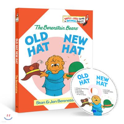 [노부영] 베렌스테인 베어 Old Hat New Hat