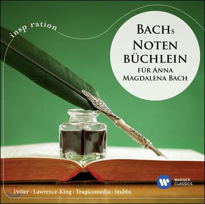 Stephen Stubbs 바흐: 안나 막달레나를 위한 음악노트 (Bach: Notenbuchlein fur Anna Magdalena Bach (Ausz.))