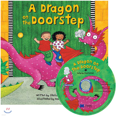 [노부영] A Dragon on the Doorstep (원서 & CD)