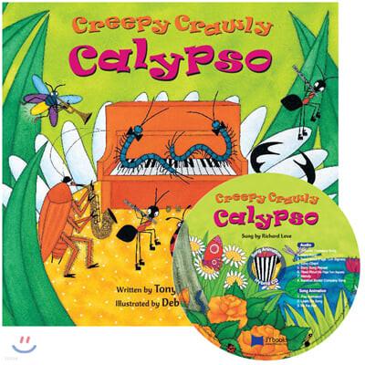 [노부영] Creepy Crawly Calypso (원서 & CD)