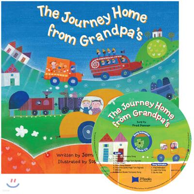 [노부영] The Journey Home from Grandpa's (원서 & CD)