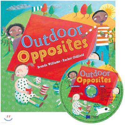[노부영] Outdoor Opposites (원서 & CD)