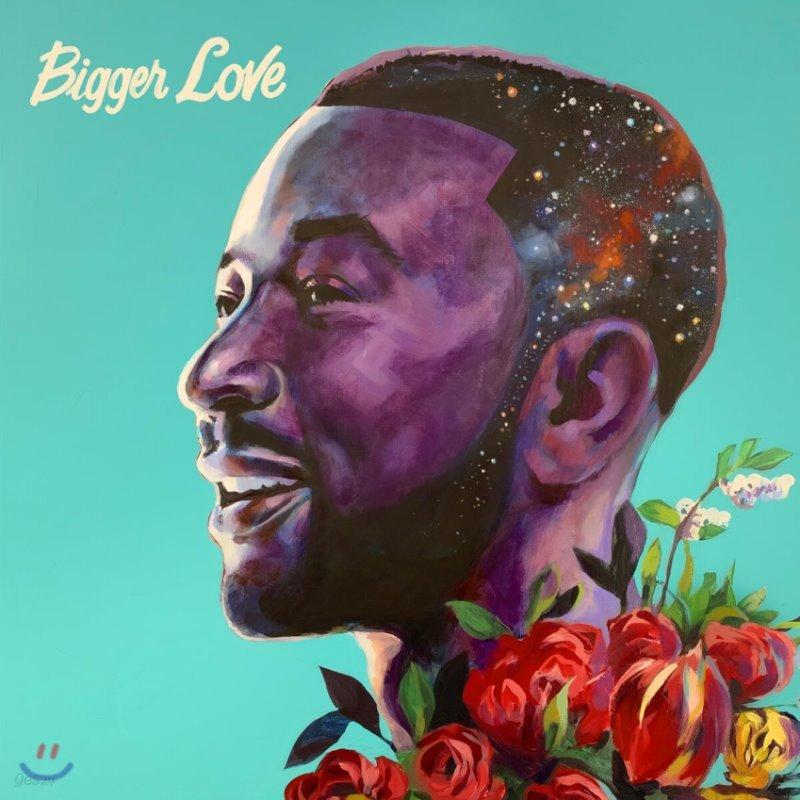 John Legend (존 레전드) - 6집 Bigger Love