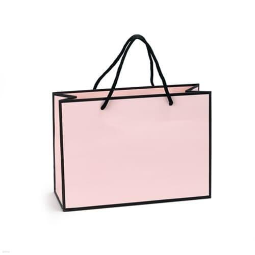 라인핑크 쇼핑백 중 (2개)