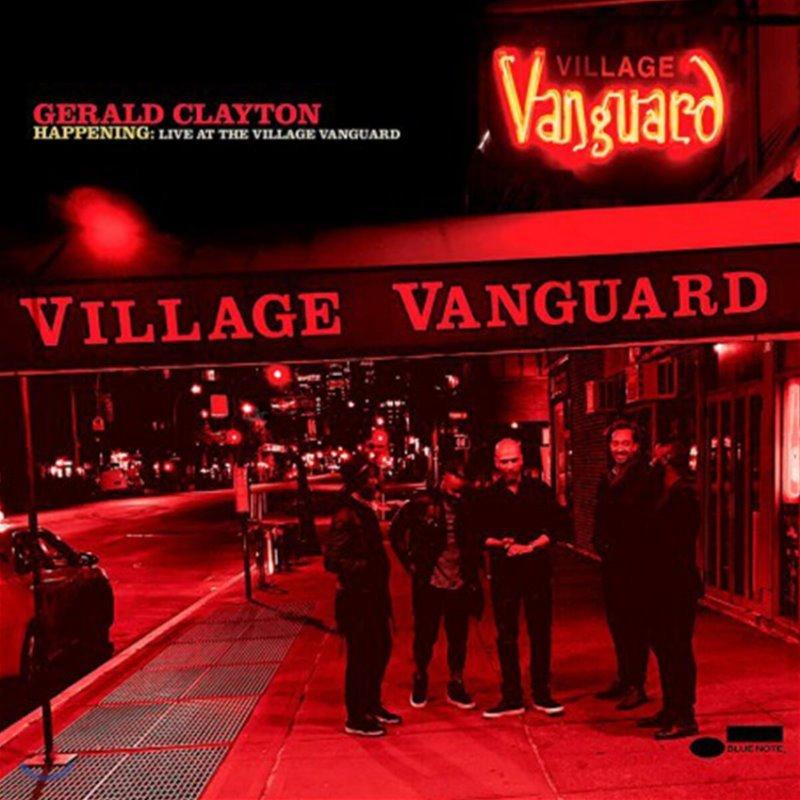 Gerald Clayton (제랄드 클레이턴) - Happening: Live At The Village Vanguard