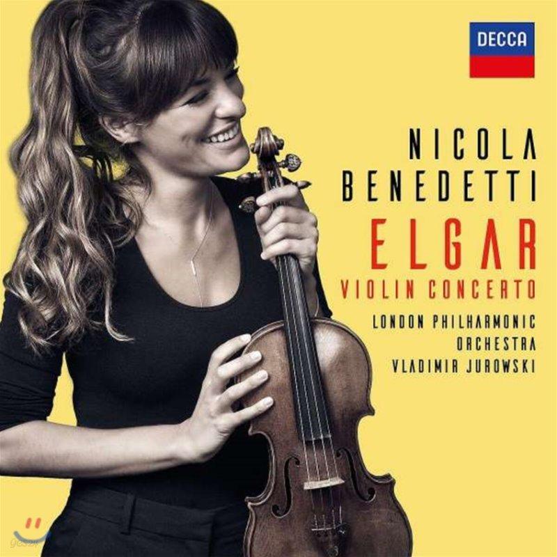 Nicola Benedetti 엘가: 바이올린 협주곡 (Elgar: Violin Concerto op.61)