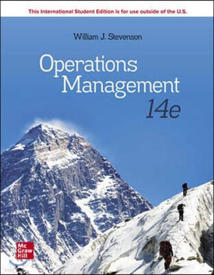 Operations Management, 14/E (IE)