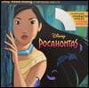 Pocahontas Read-Along Storybook : 디즈니 포카혼타스 리드얼롱 스토리북 (Book & CD)