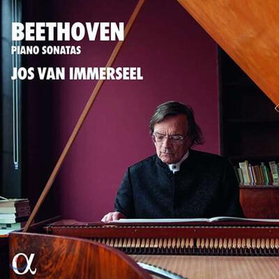 Jos van Immerseel 베토벤: 초기 피아노 소나타 작품집 - 요스 판 이메르세일