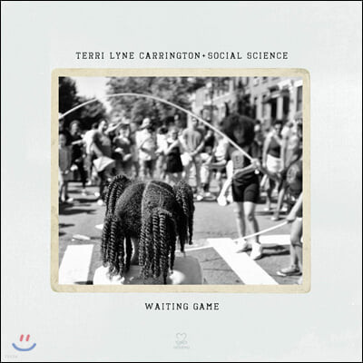 Terri Lyne Carrington +  Social Science (테리 린 캐링턴 + 소셜 사이언스) - Waiting Game [2LP]
