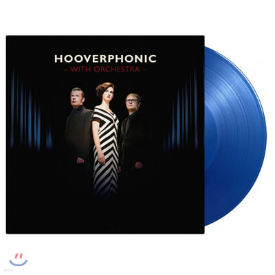 Hooverphonic (후버포닉) - With Orchestra [블루 컬러 2LP]
