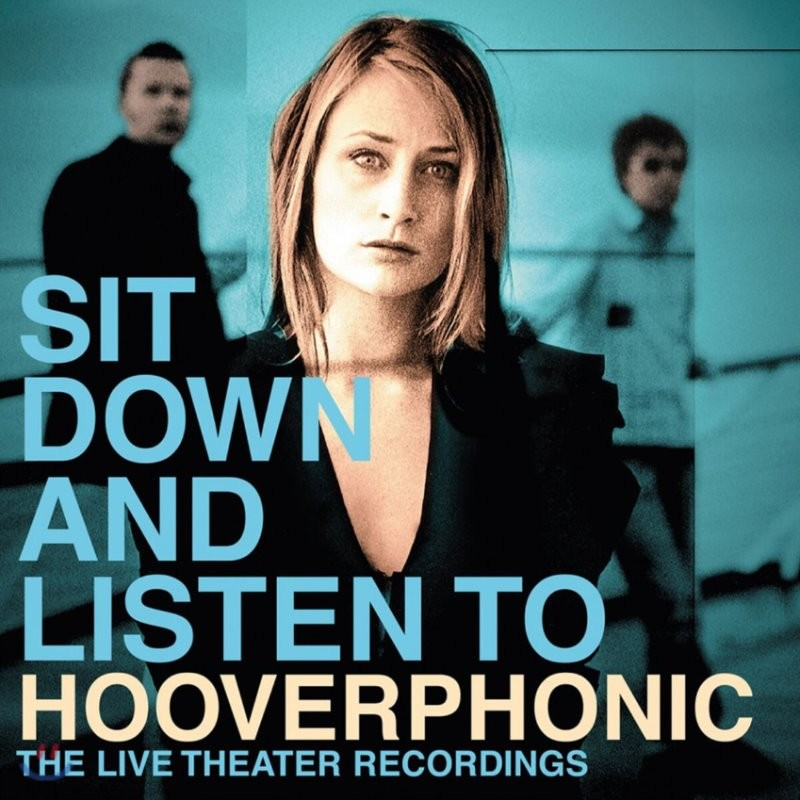 Hooverphonic (후버포닉) - Sit Down and Listen to Hooverphonic [2LP]