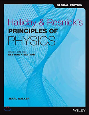 Halliday and Resnick's Principles of Physics, 11/E